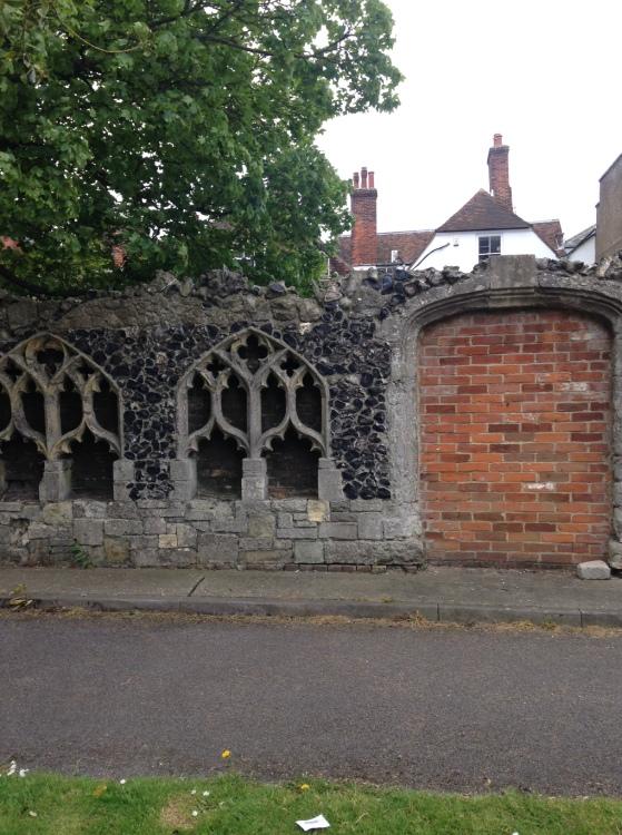 back wall of masonic lodge 2