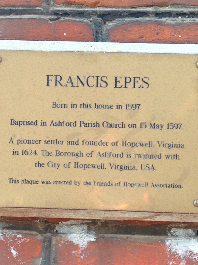 Epes Plaque