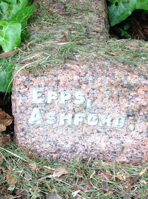 Epps stonemason
