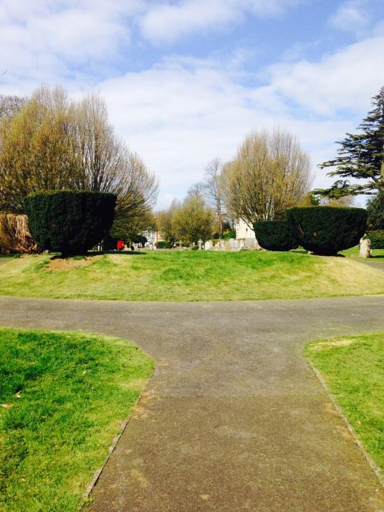 Mound 1 cemetery