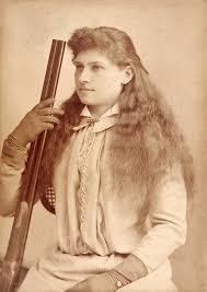 Annie Oakley 1880s