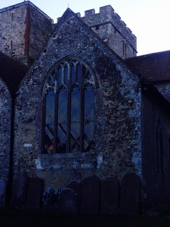 Boughton Aluph window