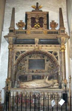 Thomas Smythe grave full