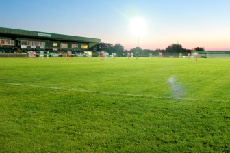 Ashford United football club ground
