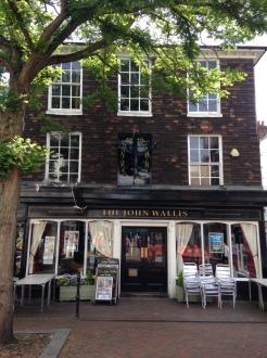 John Wallis pub