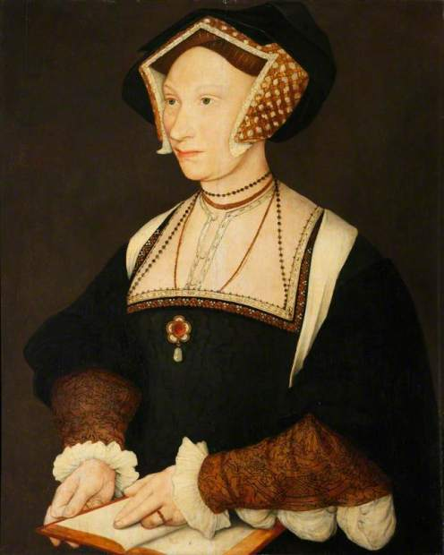 Holbein the younger, Hans, c.1497-1543; Margaret More (1505-1544), Mrs William Roper