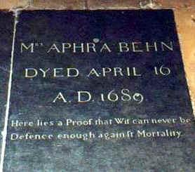 behn_aphra grave